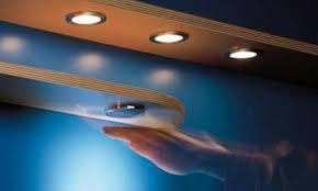светодиодные встраиваемые светильники