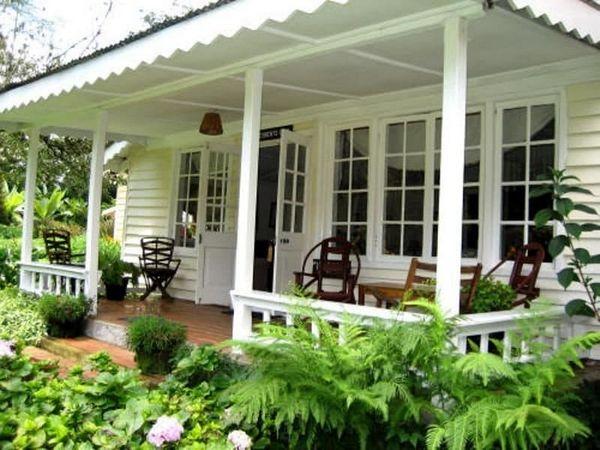 Терраса для дачного дома
