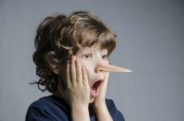 Что делать, если ребенок обманывает.
