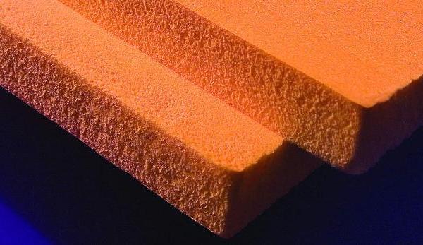 Фасадный пенополистирол. Особенности и формы