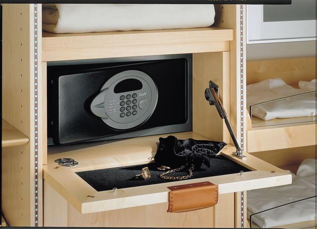 Мебельный сейф защита ценностей