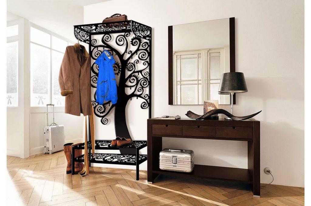 Вешалки для одежды напольные