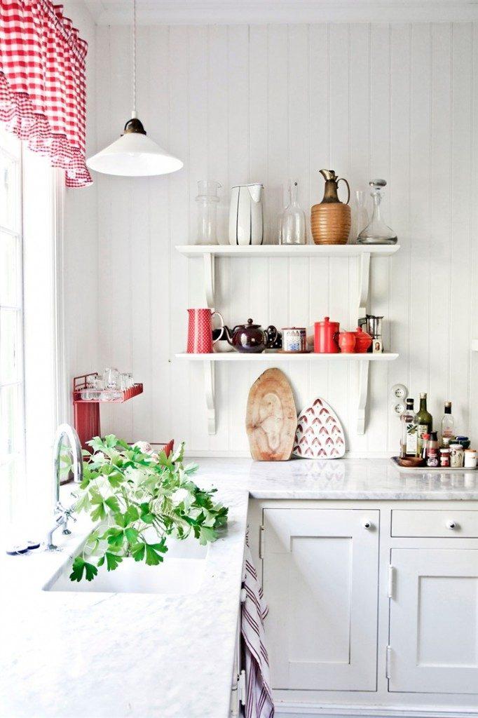 Панели для стен кухни
