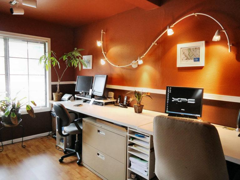 Выбираем вариант оформления для домашнего рабочего кабинета