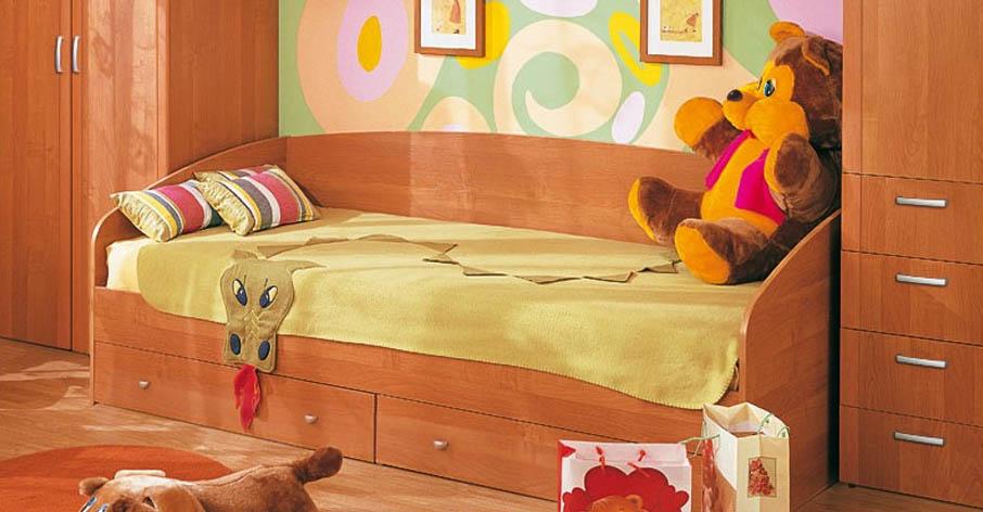 Кровать для ребенка - какой она должна быть?