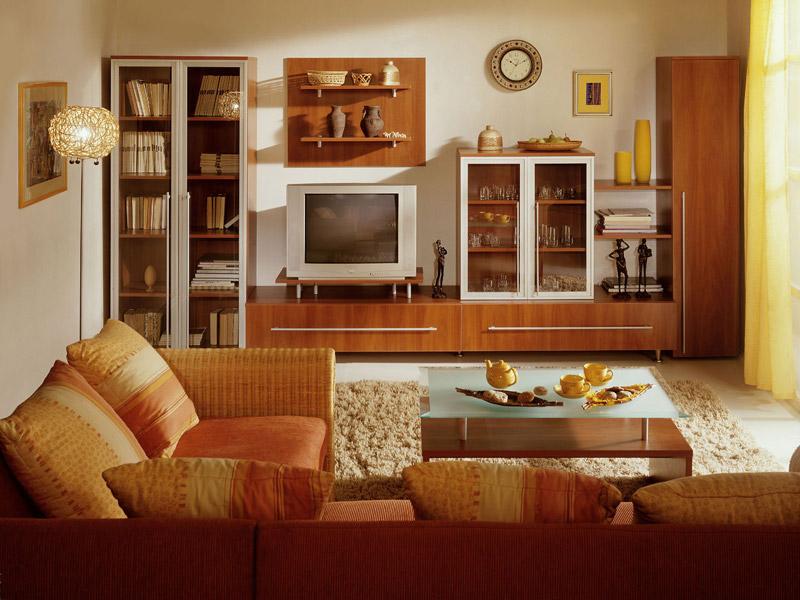 Советская мебель в вашей гостиной
