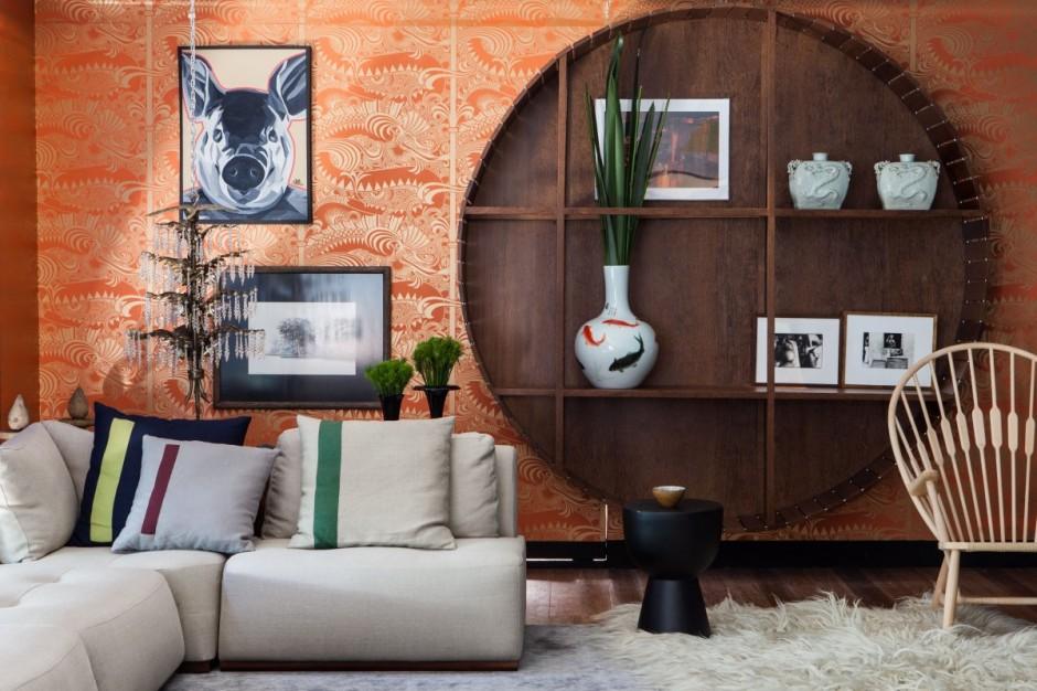 Картины в интерьере, как элемент изысканного декора