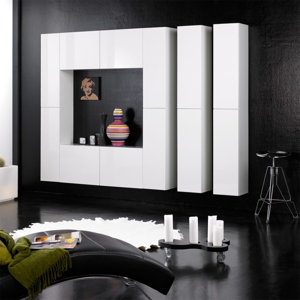 Выбор мебели в стиле минимализм