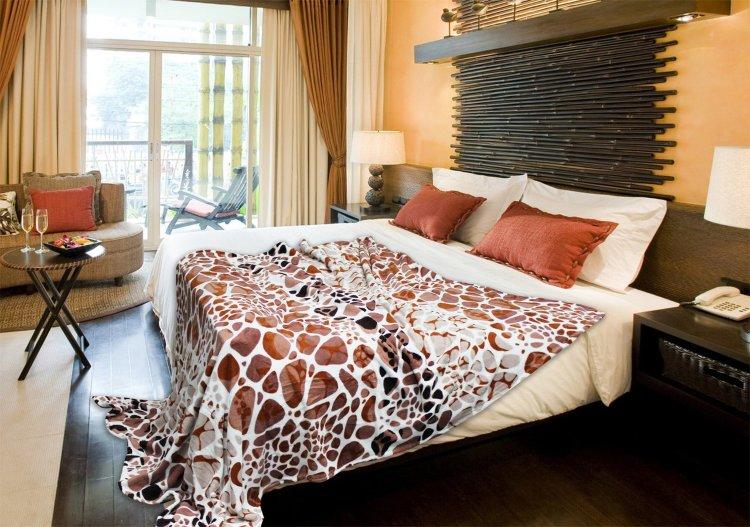 Неповторимый уют в спальне