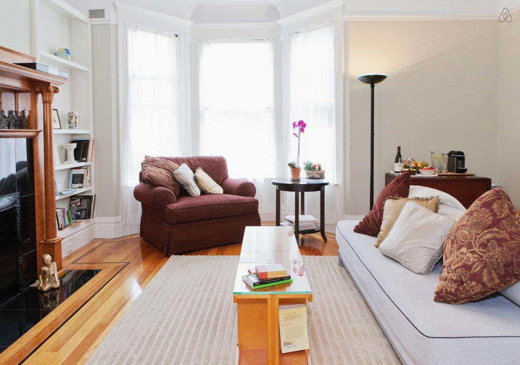 Эркер в интерьере квартиры