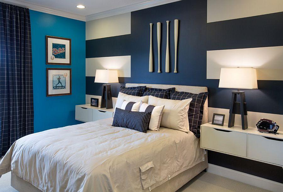Самые популярные цвета спален