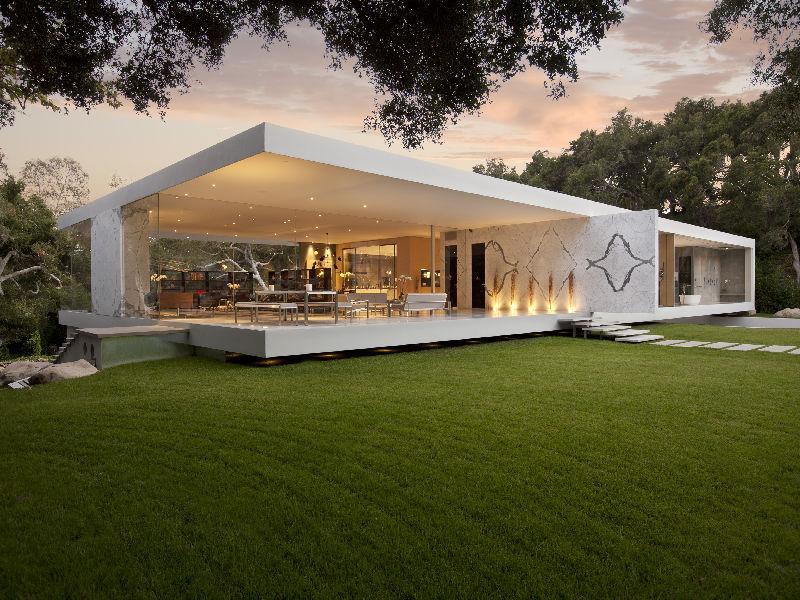 Минимализм - конструкции домов