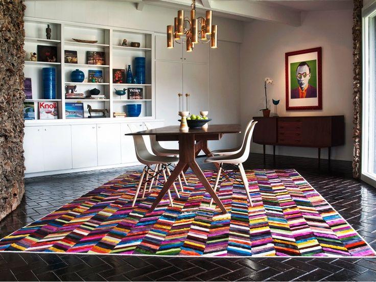 Креативные и стильные коврики