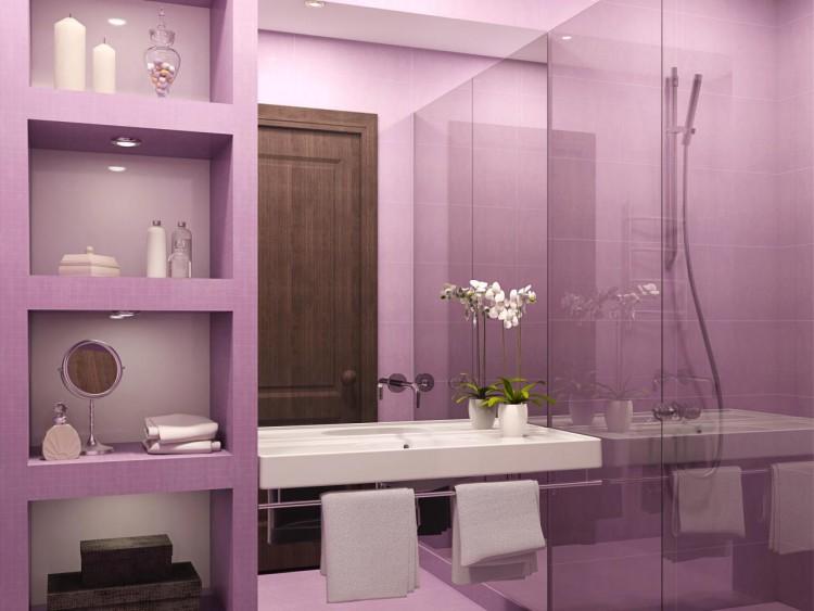 Выбираем цветовую гамму для ванной