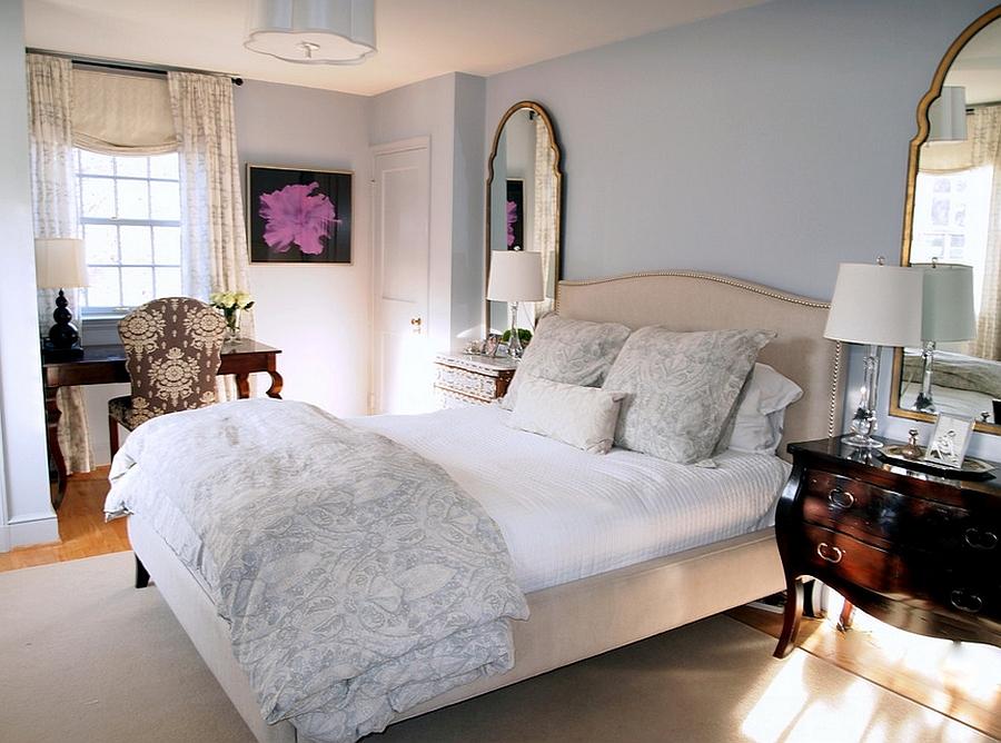 Дизайн спальни итальянский стиль
