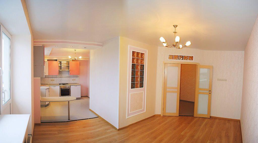 Обустраиваем однокомнатную квартиру в новостройке
