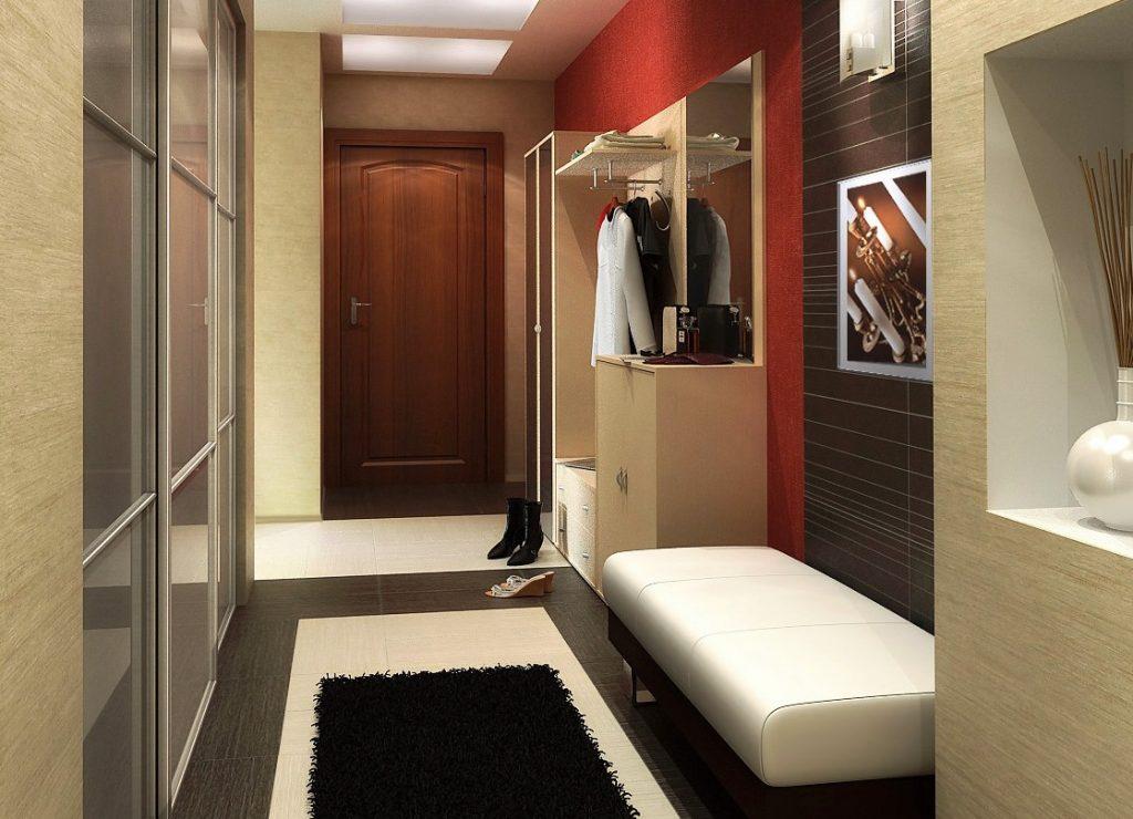 Как лучше оформить прихожую комнату?