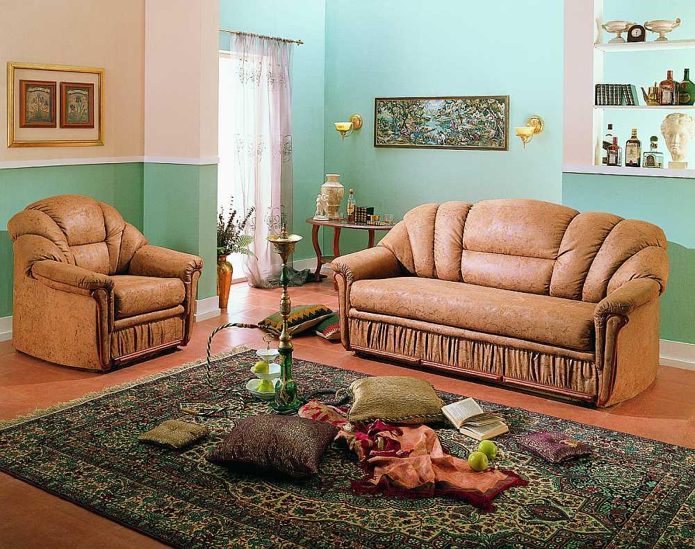 Какую обивку для дивана выбрать