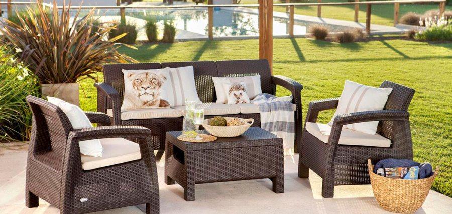 Какими преимуществами обладает плетеная мебель из ротанга