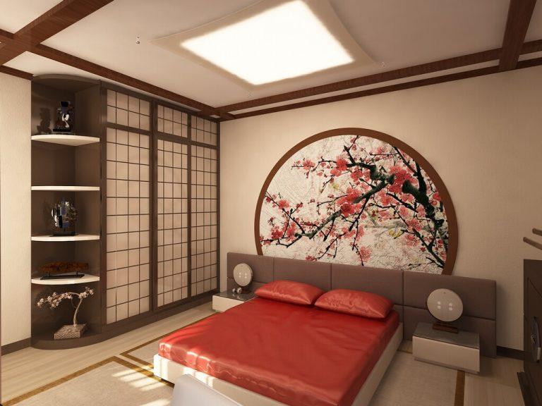 Как создать интерьер в японском стиле