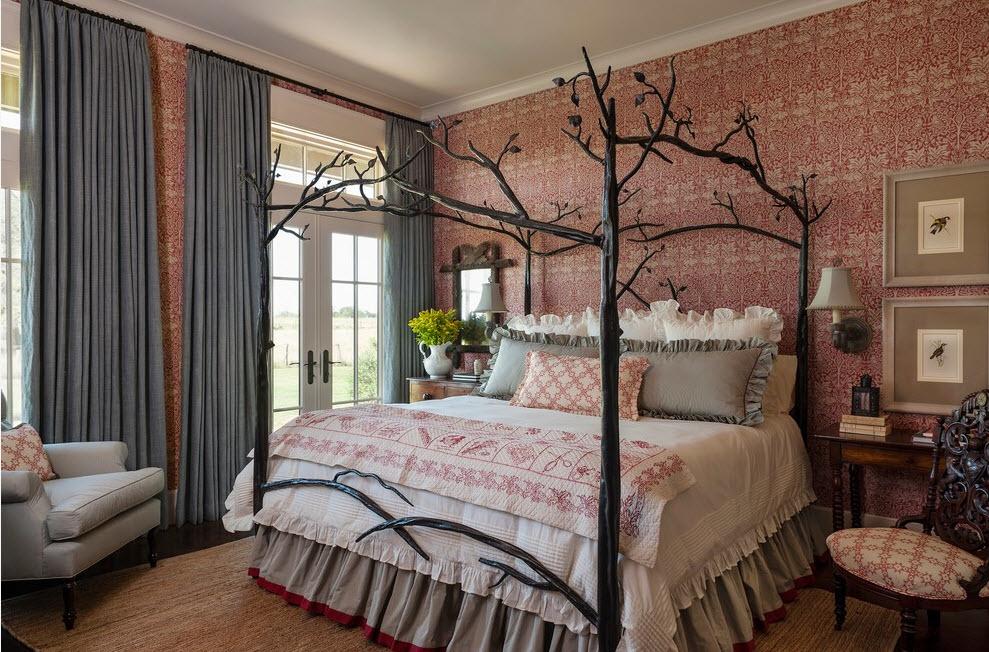Несколько советов по организации интерьера спальной комнаты