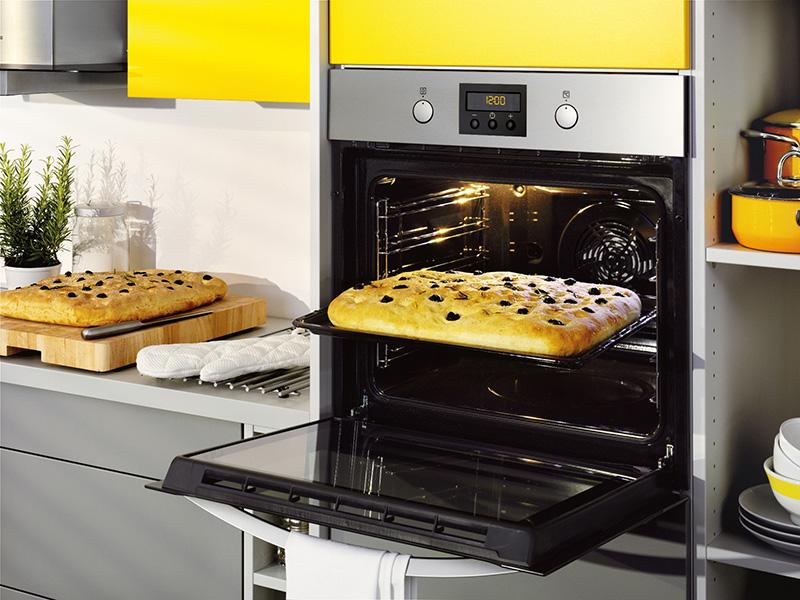 Выбираем духовку в кухню