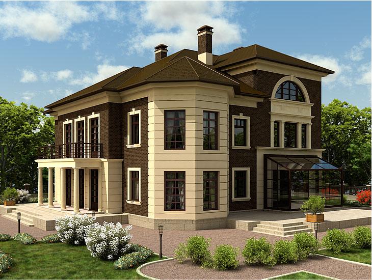 Элитные дома и коттеджи в Подмосковье