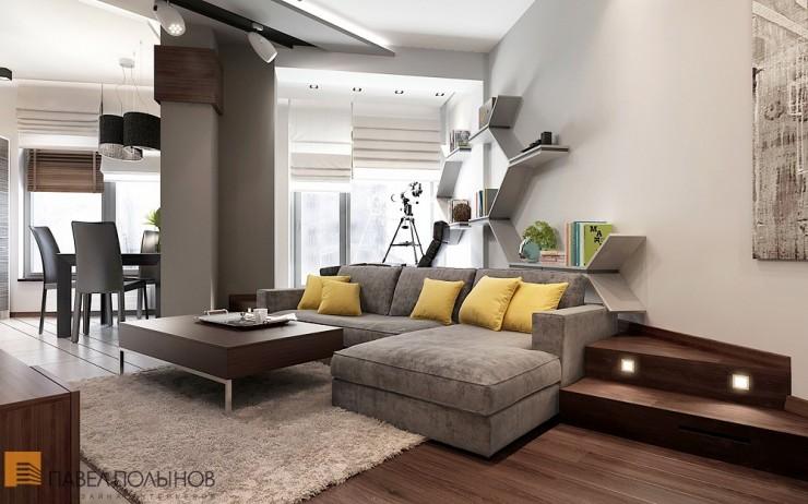 Модные тенденции в решении квартирного пространства