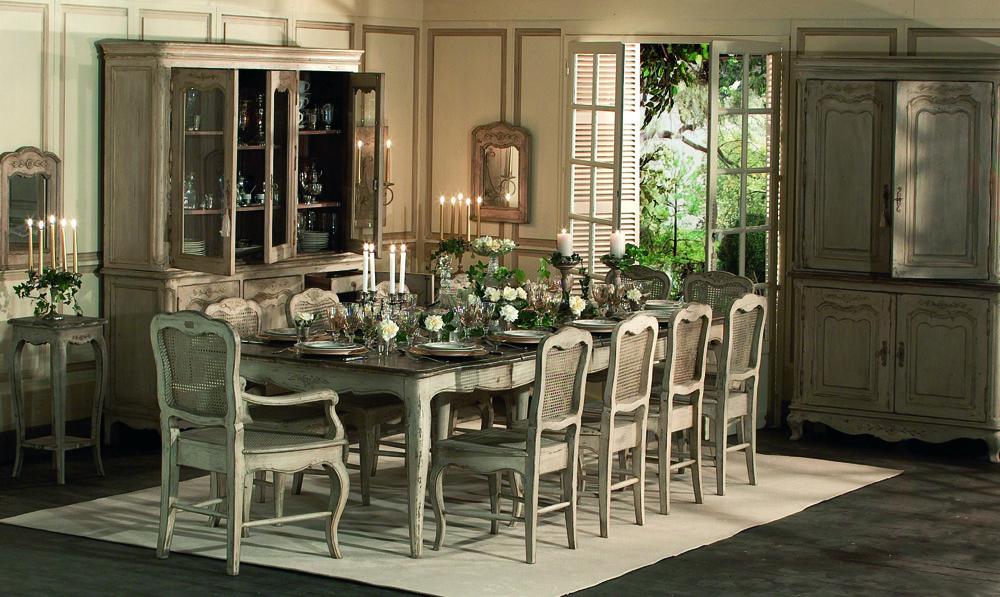 Особенности мебели в стиле прованс