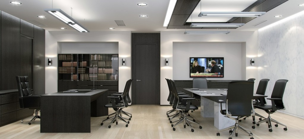 Подбираем освещение в офис