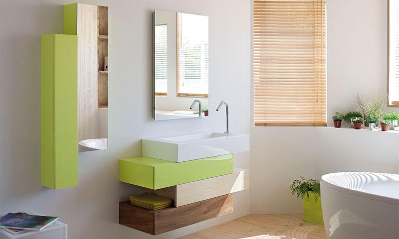 Выбираем мебель в ванную
