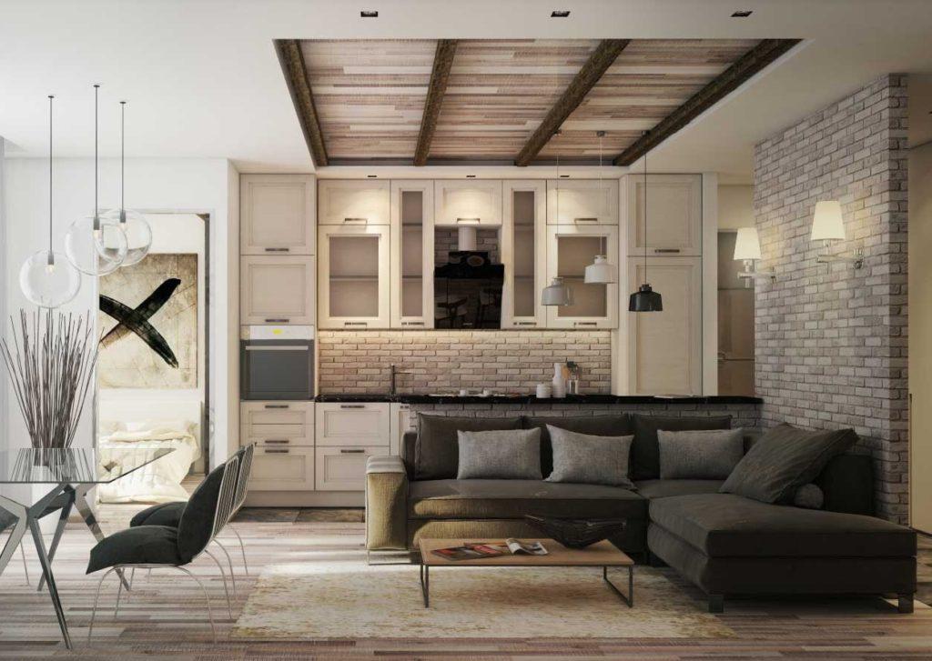 Дизайн студии интерьеров