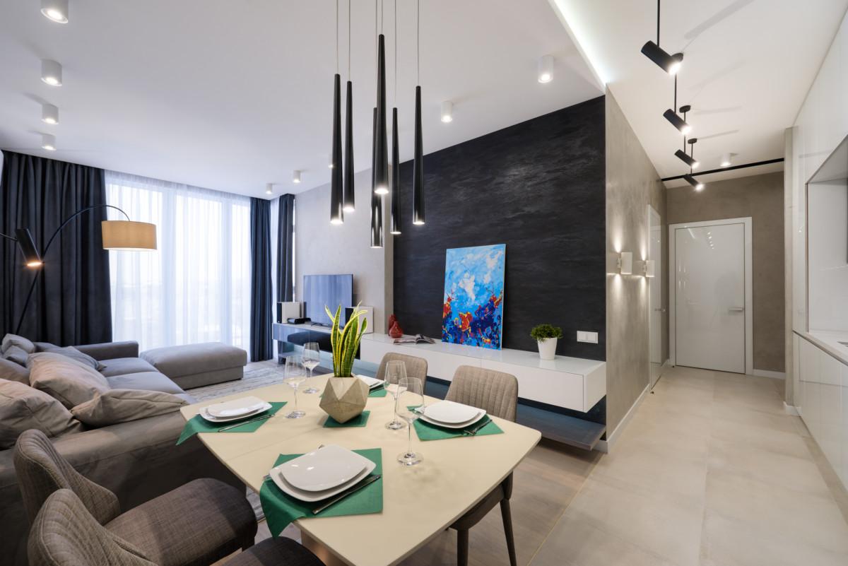Идеальный интерьер квартиры