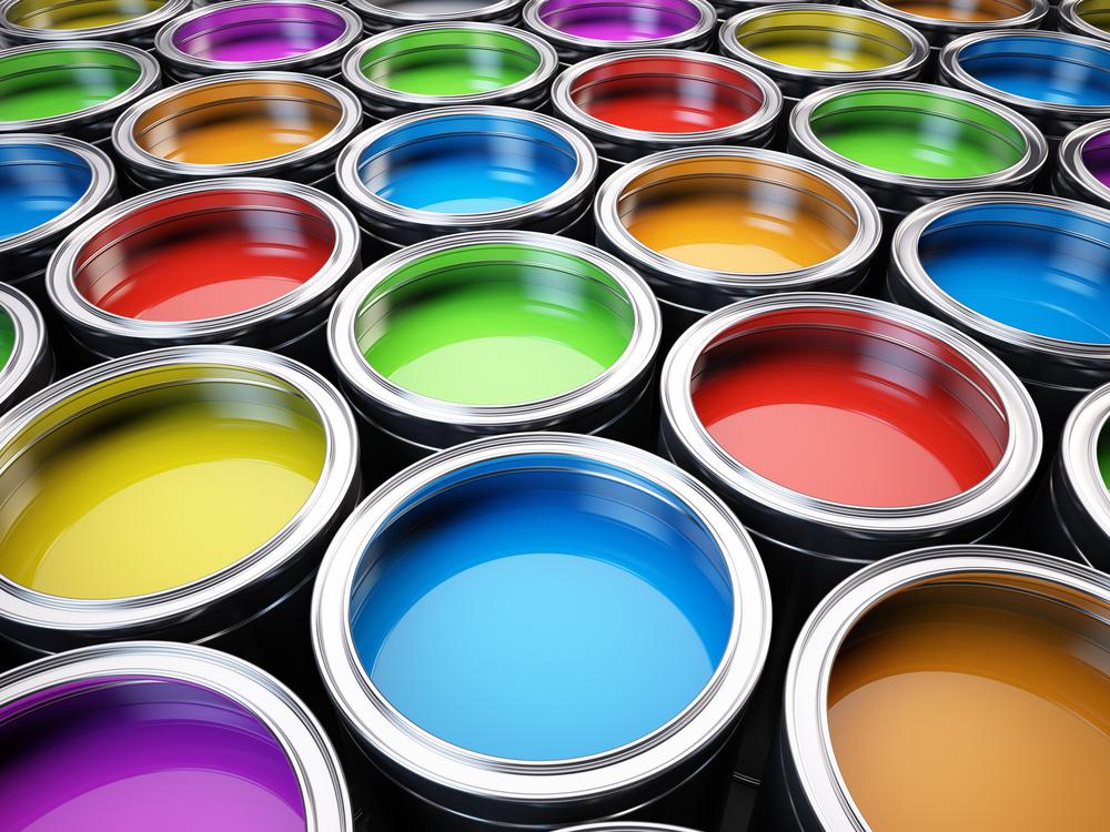 Краски и выбор