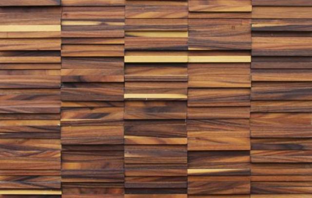 Преимущества деревянных 3д панелей