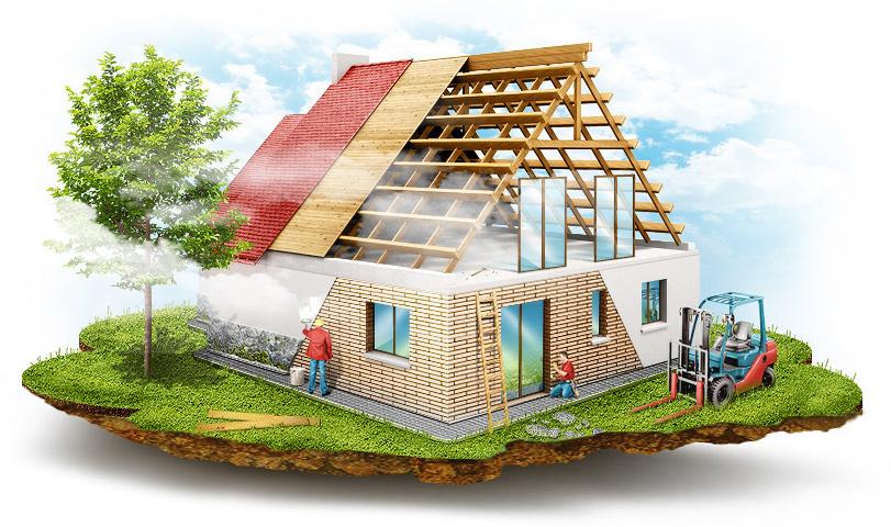 Качественные услуги по строительству дома от компании Civilly в Одессе: civilly.com.ua