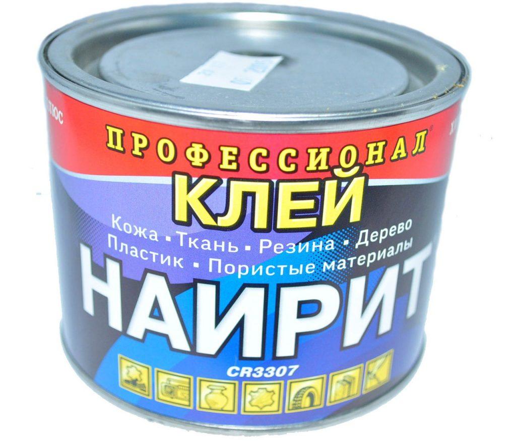 Полихлоропреновый клей Наирит и краски для кожаных изделий