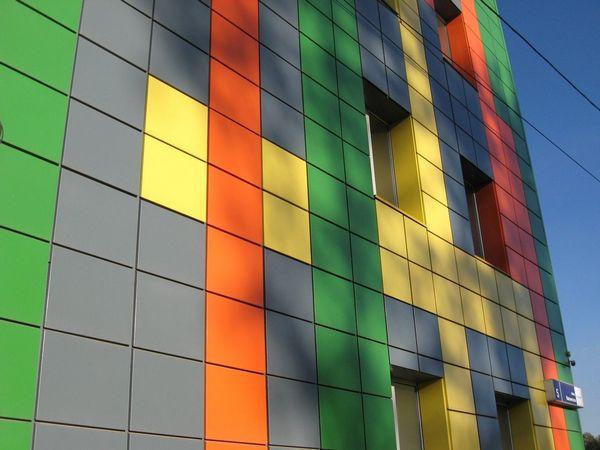 Преимущество вентилируемого фасада