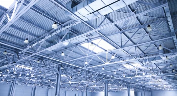 Производственные светодиодные светильники оптом