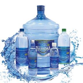 Доставка сильногазированной воды в упаковках